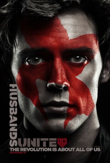 The Hunger Games Mockingjay Part 2 - Sam Claflin as Finnick