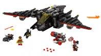 The Lego Batman Movie toy set - Batwing