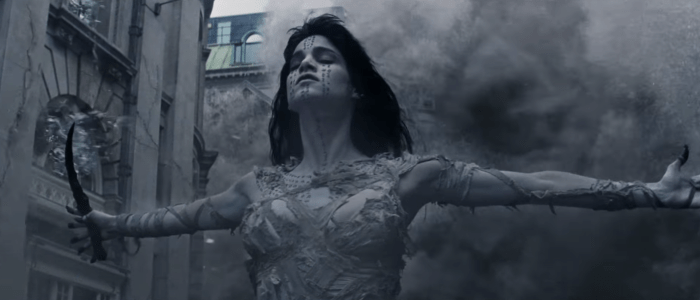 The Mummy featurette