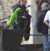 The Muppets Again - Kermit's doppelganger 3