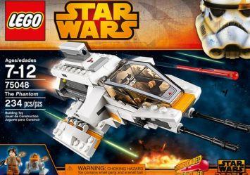 The Phantom Lego
