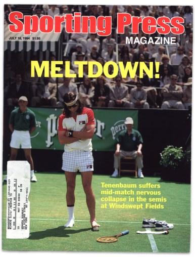 The Royal Tenenbaums - Sporting Press