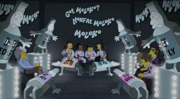 The Simpsons Clockwork Orange 1