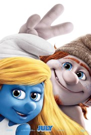 The Smurfs 2 poster 2