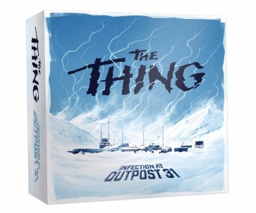 The Thing Infection at Outpost 31 1