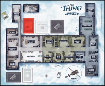 The Thing Infection at Outpost 31 2