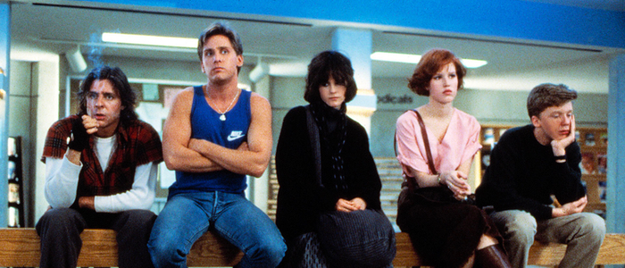 The breakfast Club Criterion Blu-ray