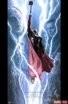 Thor Dark World Concept SDCC
