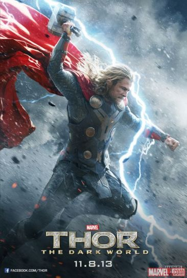 Thor Dark World Thor Poster