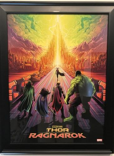 Thor Ragnarok - Ragnarok - Dan Mumford