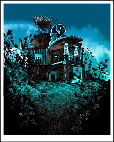Tim Doyle - Pee Wee Playhouse variant