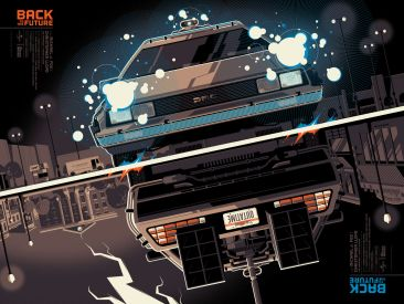 Tom Whalen Back to the Future B