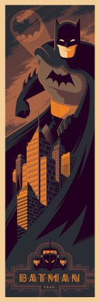 Tom Whalen - Batman 1940s