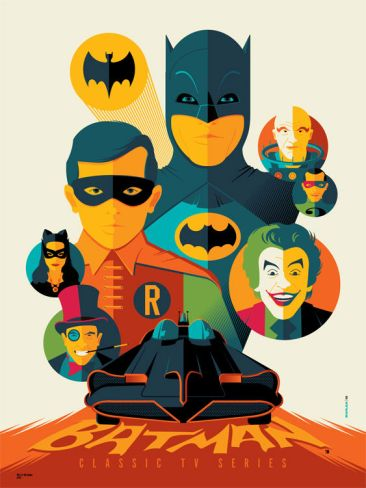 Tom Whalen - Batman