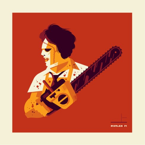 Tom Whalen - Leatherface