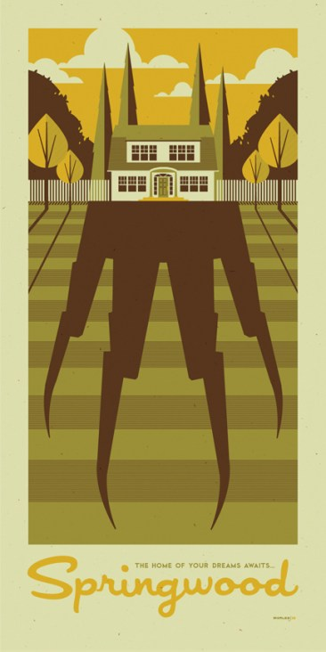 Tom Whalen - Nightmare on Elm Street