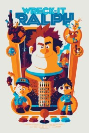 Tom Whalen - Wreck It Ralph variant