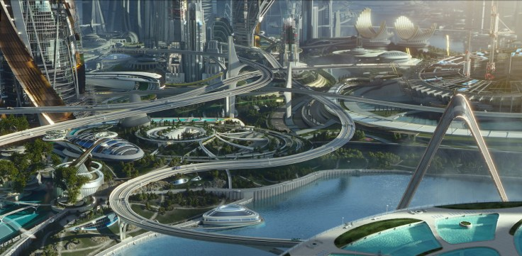 Tomorrowland Concept Art 1