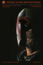 Tony Hodgkinson - Dredd