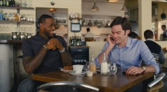 Trainwreck - LeBron James and Bill Hader