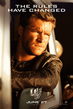 Transformers Age of Extinction - Jack Reynor poster