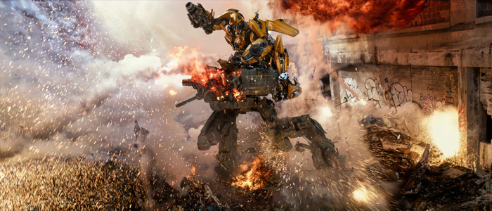 Transformers cinematic universe