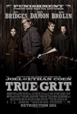 True Grit International Poster