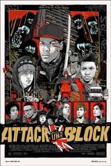 Tyler Stout - Attack the Block Var