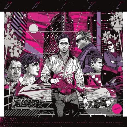 Tyler Stout - Drive Vinyl corrected
