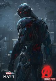 Ultron Avengers Age of Ultron Character Poster