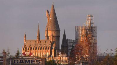 Universal Studios Osaka Hogwarts