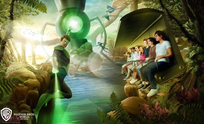 Warner Bros. World Green Lantern
