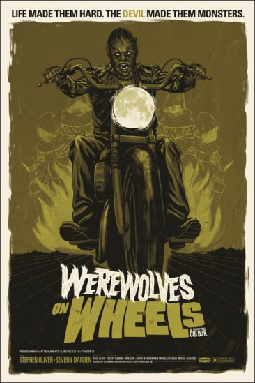 Werewolves on Wheels Reg