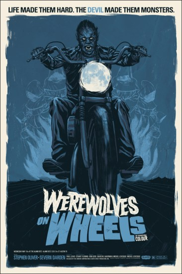 Werewolves on Wheels VAR