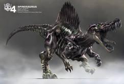 Wesley Burt - Spinosaurus