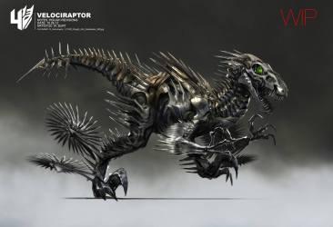 Wesley Burt - Velociraptor 2