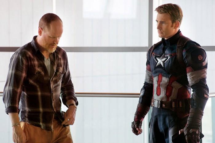 Whedon Evans EW