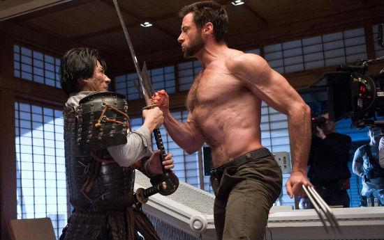 Wolverine Samuari