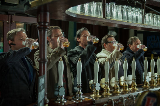 World's End taps