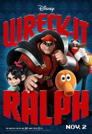 Wreck-It Ralph M Bison