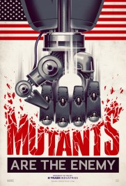 X-Men DOFP Viral Poster