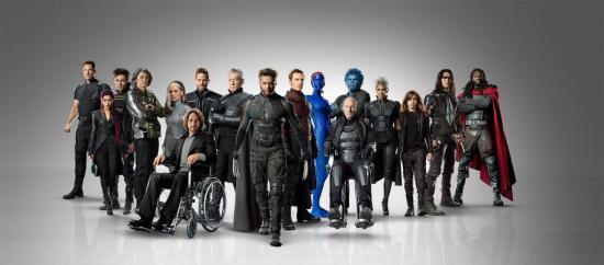 X-Men Days of Future Past full banner