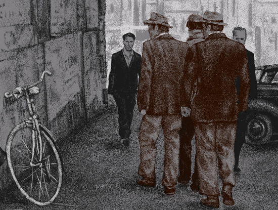 Xul1349 - Bicycle Thief header