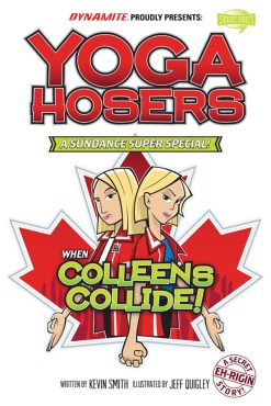 Yoga Hosers comic book (1)