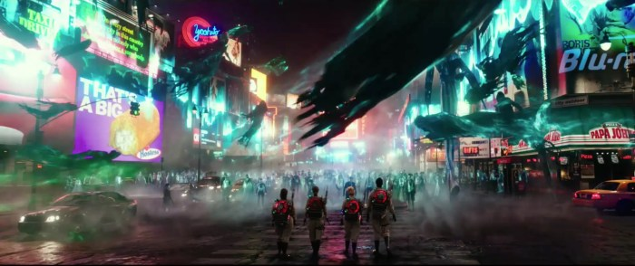 Ghostbusters Extended Cut