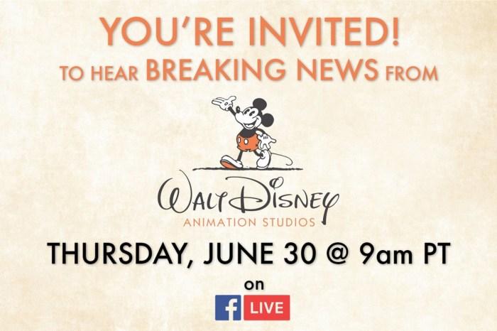 Disney Animation's big announcement