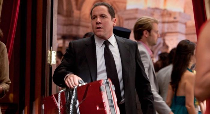 Jon Favreau Spider-Man: Homecoming casting