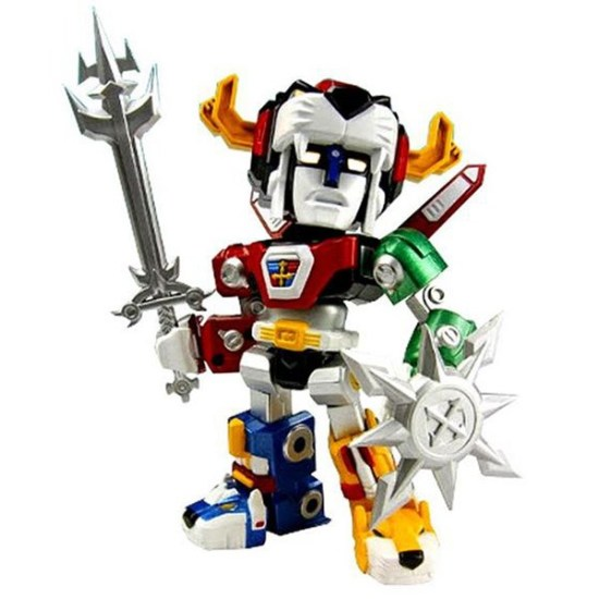 Voltron 30th Anniversary Super Deformed Action Figure