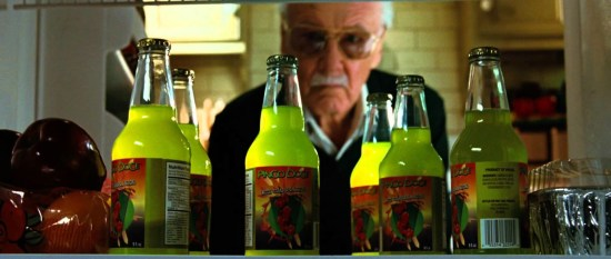 Guardians of the Galaxy Stan Lee Cameo