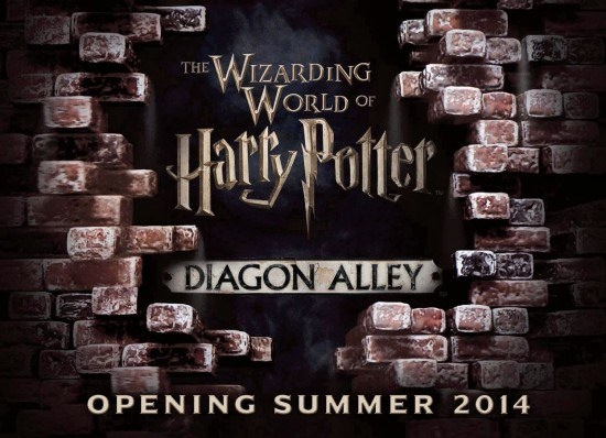 Harry Potter Diagon Alley Harry Potter and the Escape from Gringotts secrets